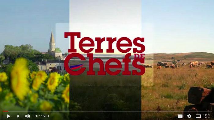 Terres de Chefs de Bernard Gisquet