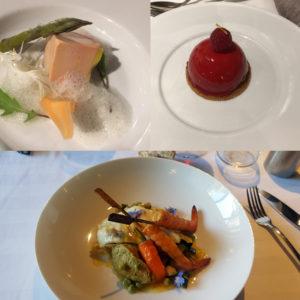 Nouvelle formule menu midi pour le restaurant de Bernard Gisquet