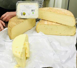 Les fromages fermiers servis par Lou Cantoun Tarn
