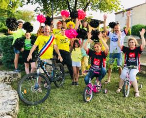 Le Tour de France 2019 et son onzième étape mobilisent les associations de Cestayrols et le restaurant Lou Cantoun de Bernard Gisquet.