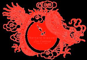 Logo restaurant Bernard Gisquet Lou Cantoun au Festival des Lanternes de Gaillac