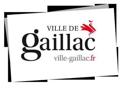 Logo ville de Gaillac