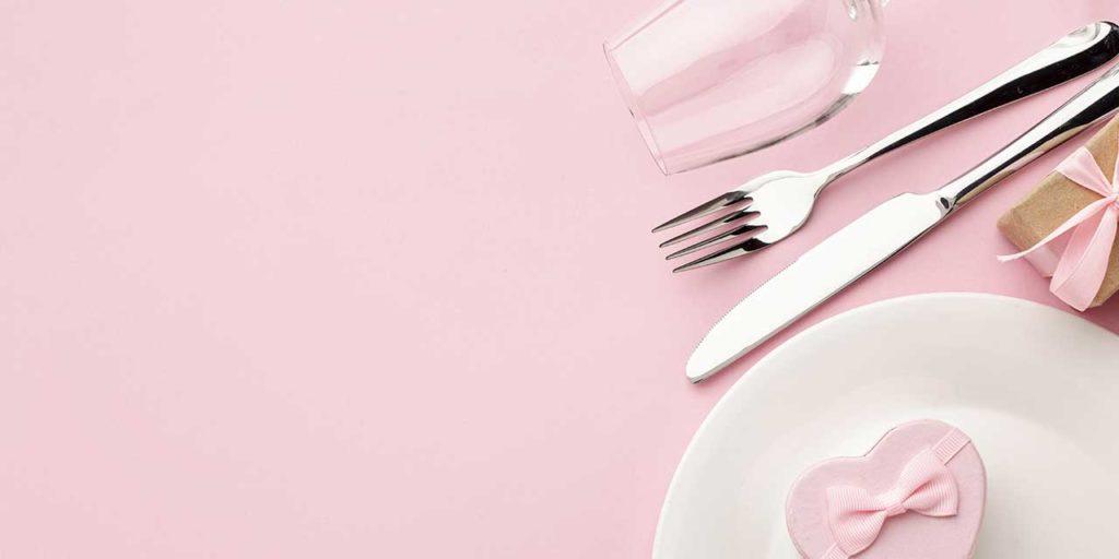 Menu de Saint Valentin pour le restaurant Lou Cantoun de Cestayrols, Albi, Gaillac, Cordes, Tarn